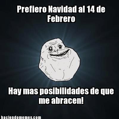 14 de febrero  memes 4