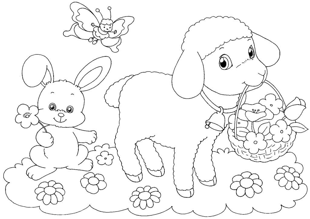 8Dibujo-dibujos-para-colorear-de-pascua15