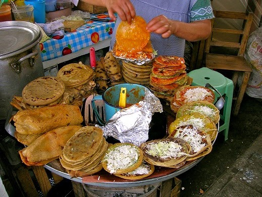 Antojitos que te haran agradecer ser mexicano for Comida francesa df