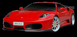 Imagen de Ferrari PNG 0
