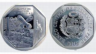 Imagenes nueva moneda de 1 sol peruano 1