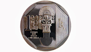 Imagenes nueva moneda de 1 sol peruano 6