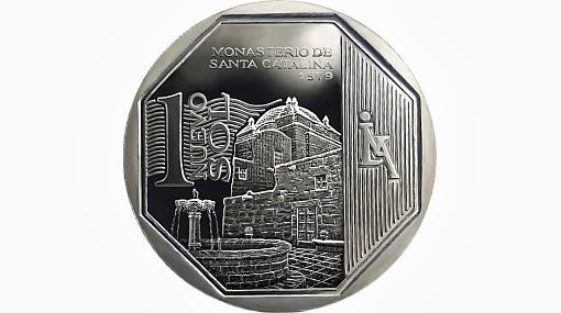 Imagenes nueva moneda de 1 sol peruano 8