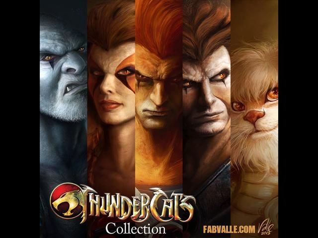 Los Thundercats en la vida real 5