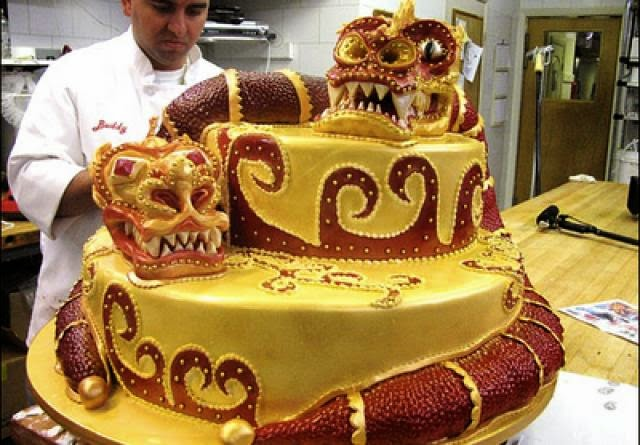 Los pasteles mas creativos del mundo 1