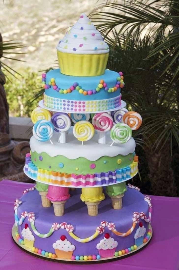 Los pasteles mas creativos del mundo 18