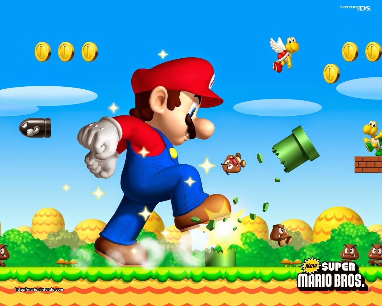 Imagenes Mario Bros PNG