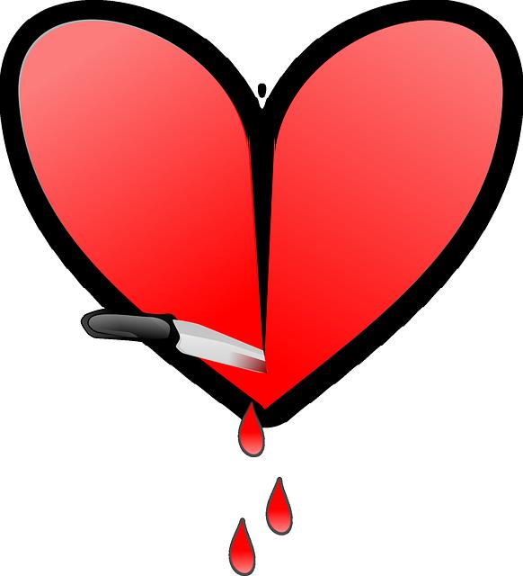corazon roto facebook 10
