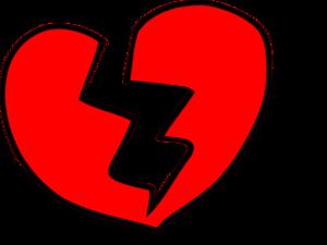 corazon roto facebook 2