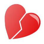 corazon roto facebook 5