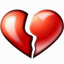 corazon roto facebook 8