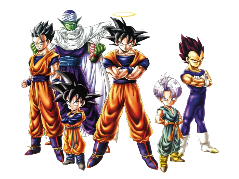 dragon_ball_z_characters_png_by_undertaker02-d6x6l50