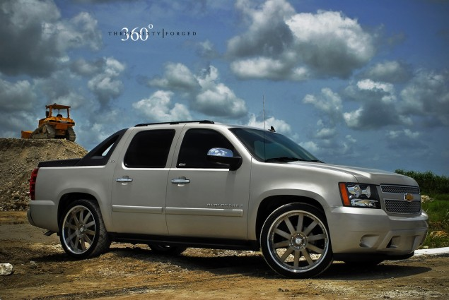 Tuning Chevrolet Avalanche 2007