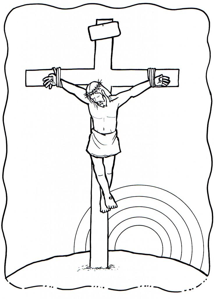 5 Jesus muere en la cruz