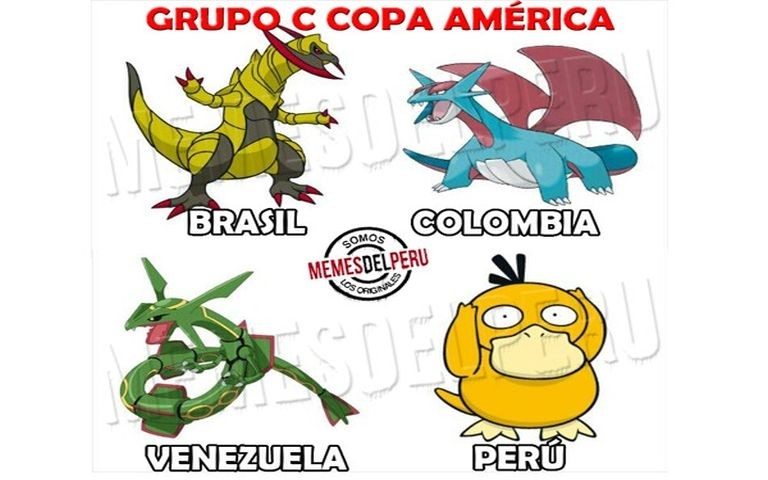 Memes Peru Vs Venezuela 1