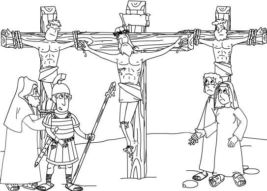 dibujos-de-Viernes-santo