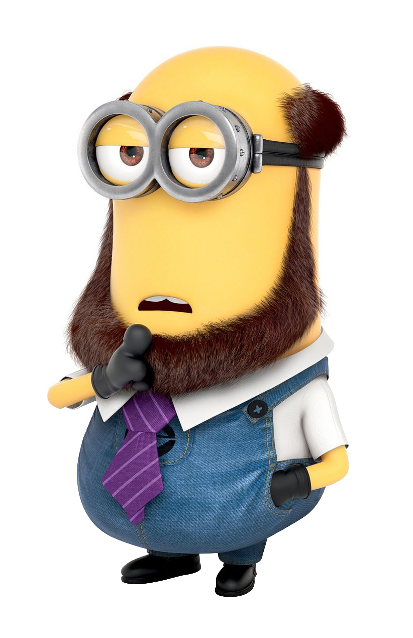 DESPICABLE-ME-2-Tim-The-Minion-PNG