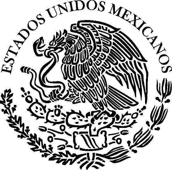Escudo de México png