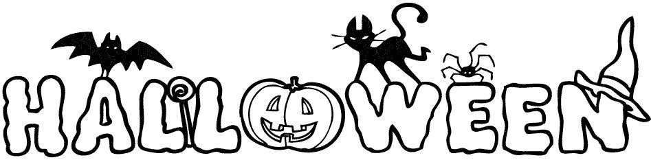 Halloween para colorear for Oficinas disney madrid