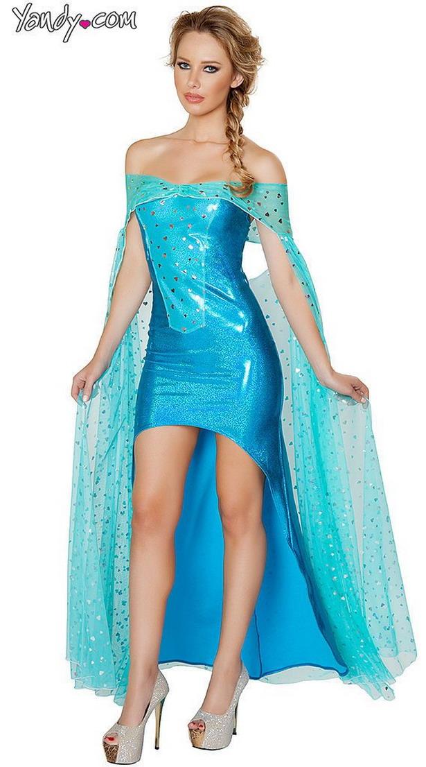 Disfraz de Frozen 4