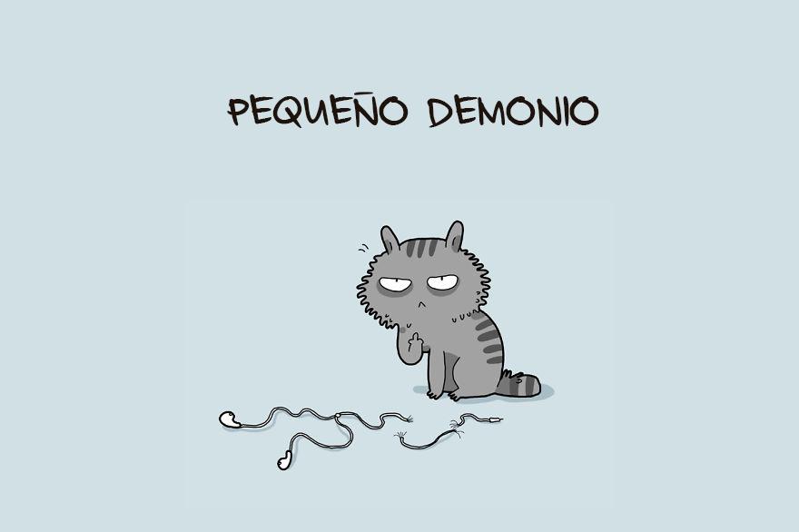 Tipos de Gatos en Caricaturas 5