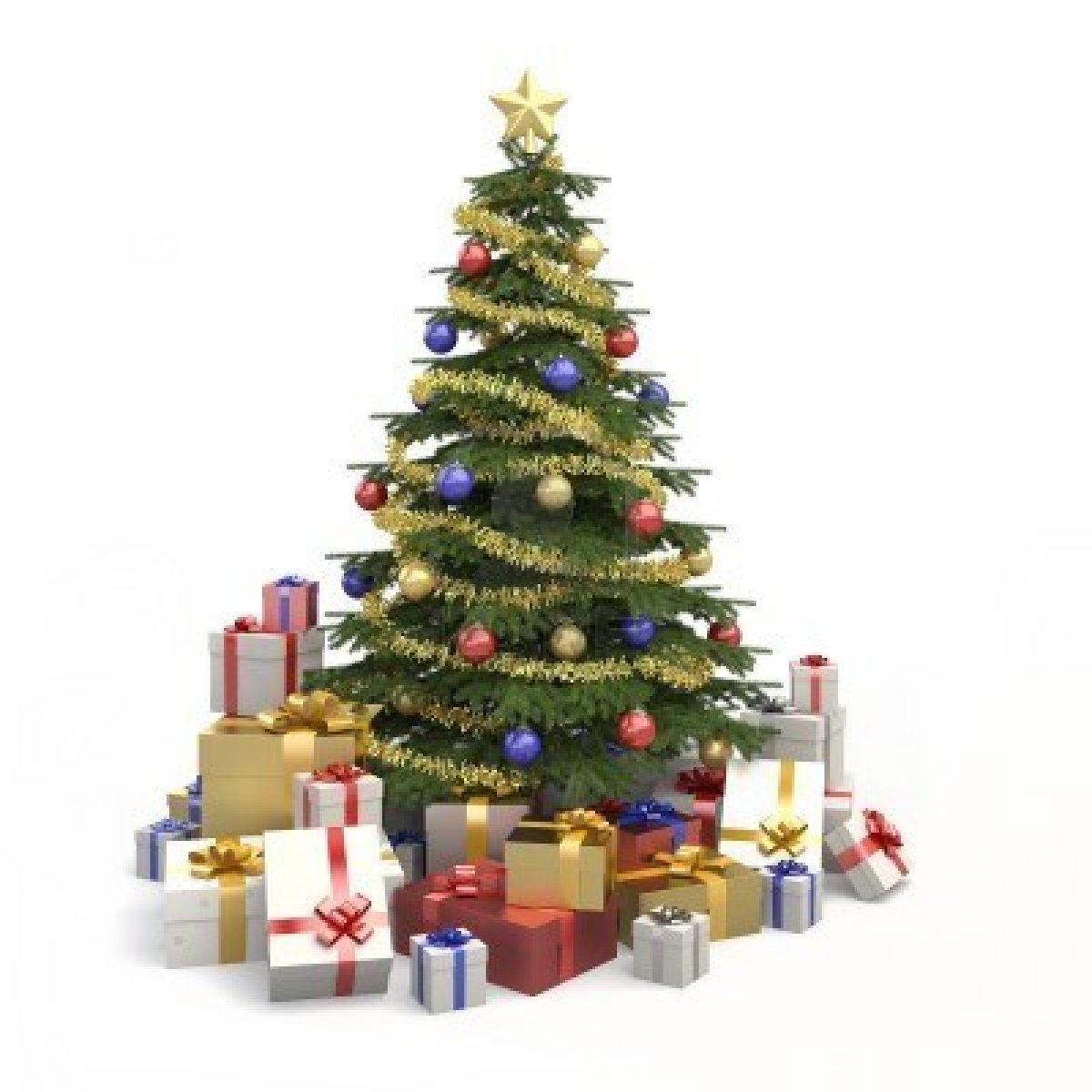 Arbol de navidad - Adornos para arbol navidad ...