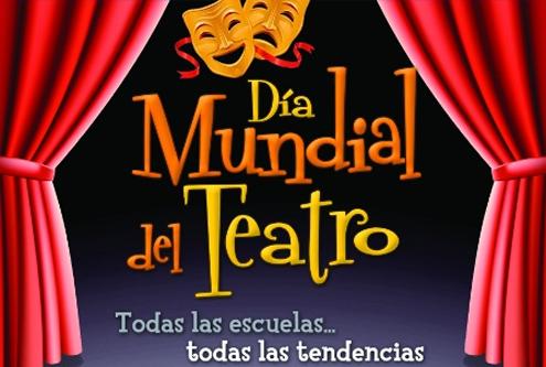 Dia mundial del teatro imagenes 1