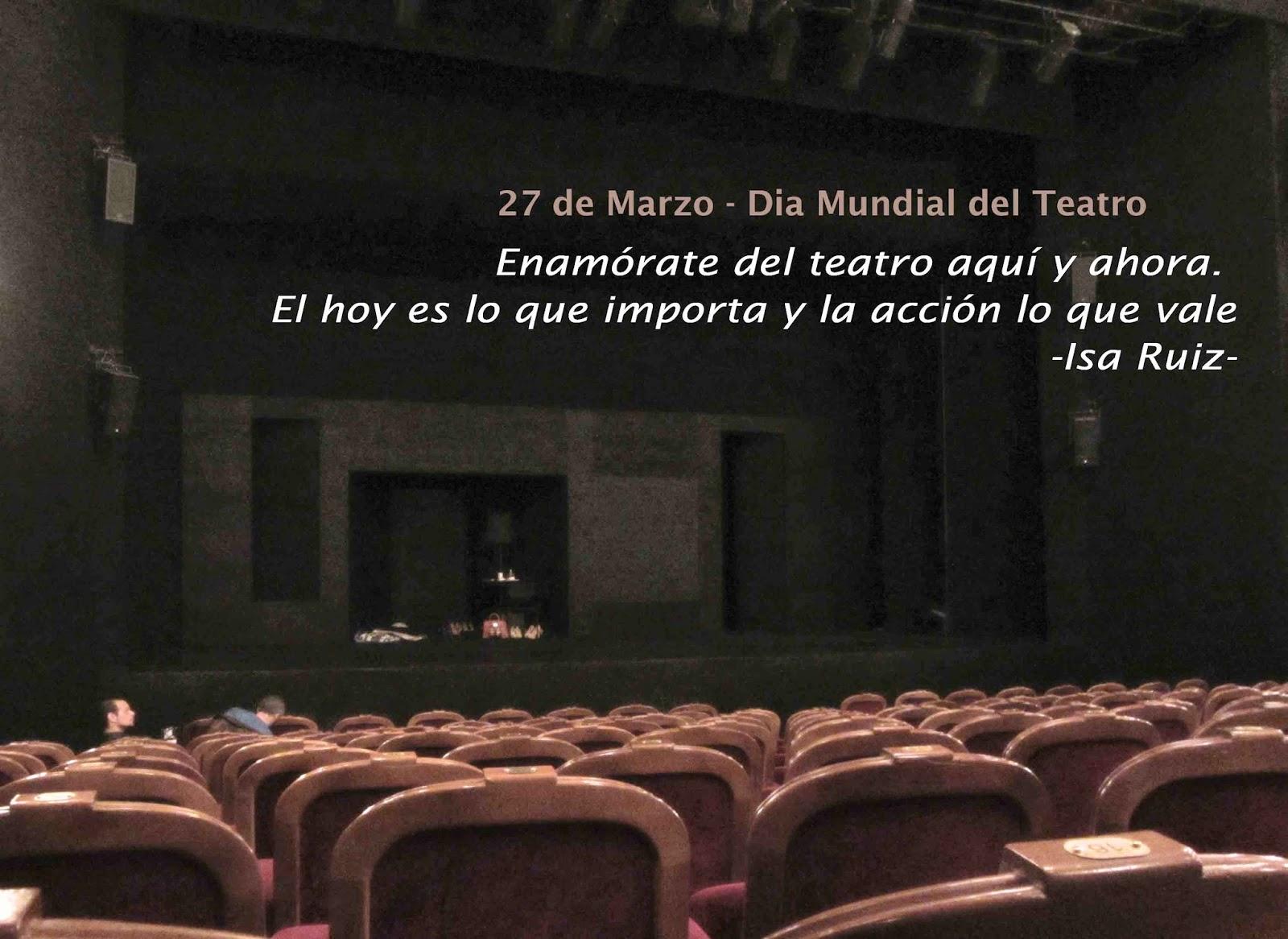 Dia mundial del teatro imagenes 6