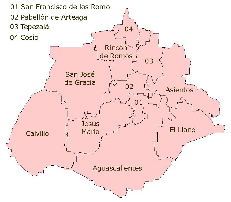 mapa-politico-de-aguascalientes-div