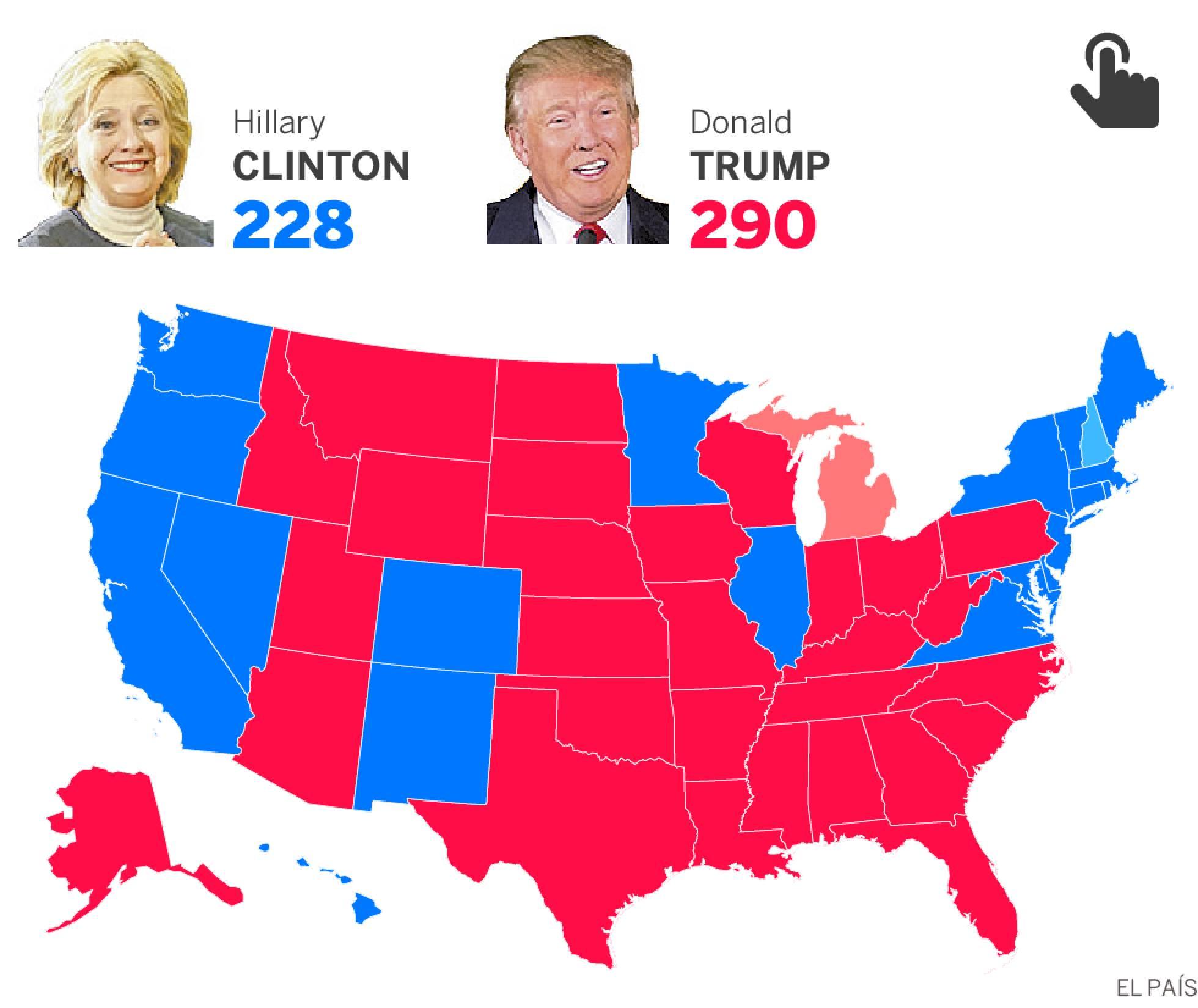 resultados-de-las-elecciones-de-estados-unidos-2016