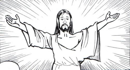imagenes-de-jesus-para-colorear4-e1