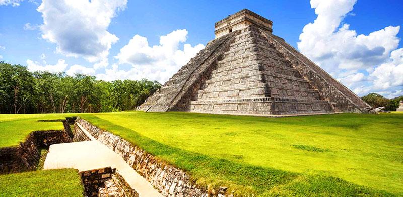Chichen-Itza-piramide