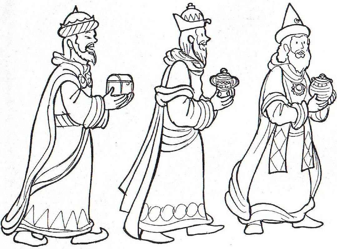 dibujos-de-reyes-magos-8