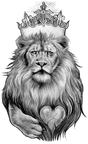Lion-Tattoo-PNG-Clipart
