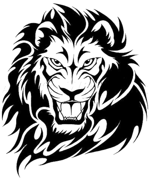 New-Tribal-Lion-Tattoo-Design-1