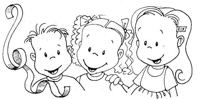 dibujos dia del niño para colorear (1)
