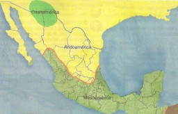 Mesoamerica y aridoamerica