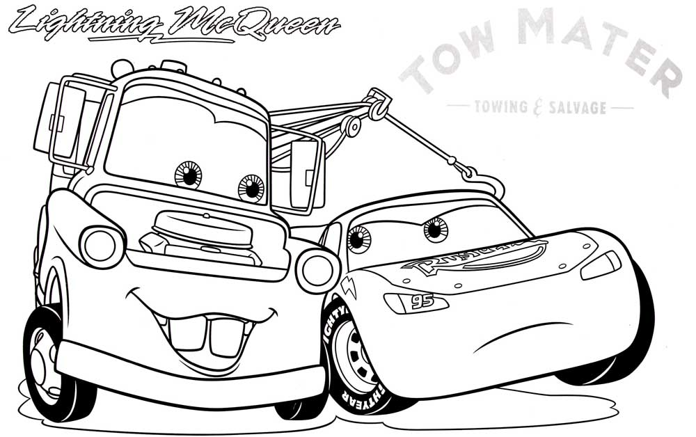 Cómo Dibujar Y Colorear A Rayo De Los Cars 3 Disney