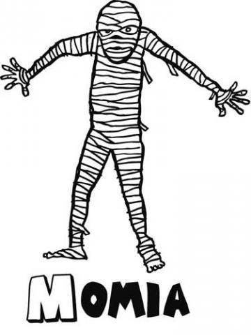 5858-dibujos-momia