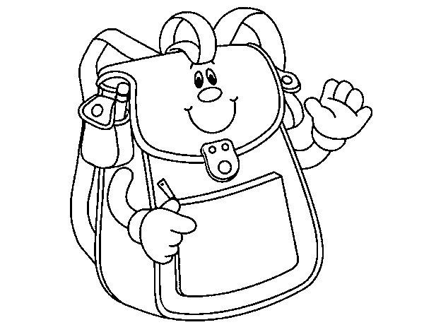 mochila-escolar-colorear