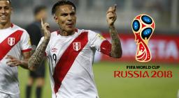 Perú vs NuevaZelanda Goles