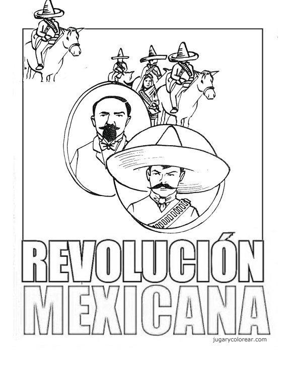 revolucion jugar y colorear (3