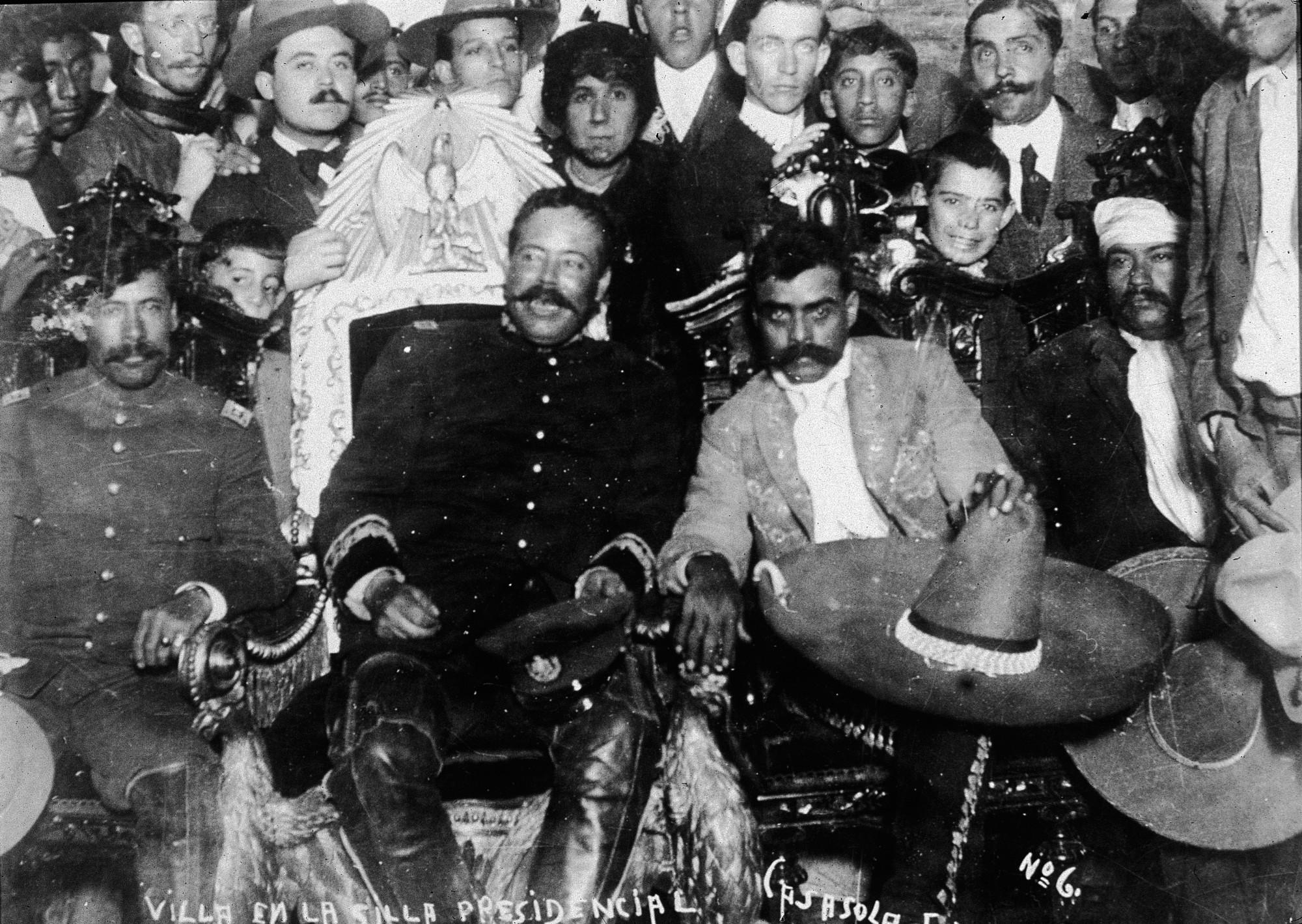 revolucion mexica