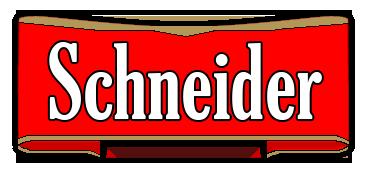 Cerveza Schneider logotipo 2 png