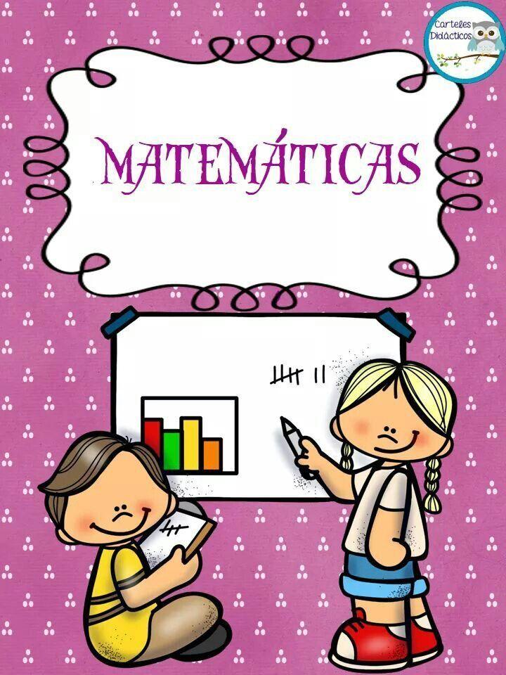 Caratulas de matematicas4