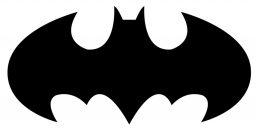 Logo de batman PNG