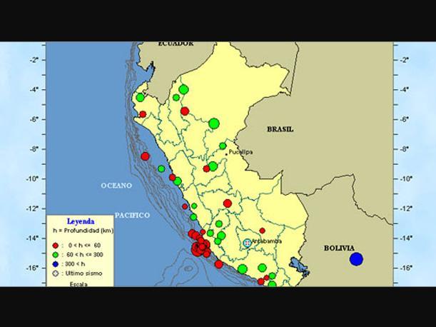 Mapa sismico del Peru3