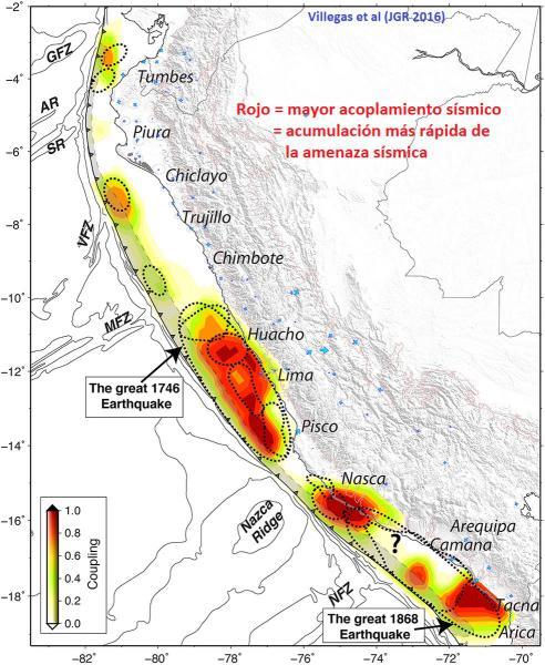 Mapa sismico del Peru4