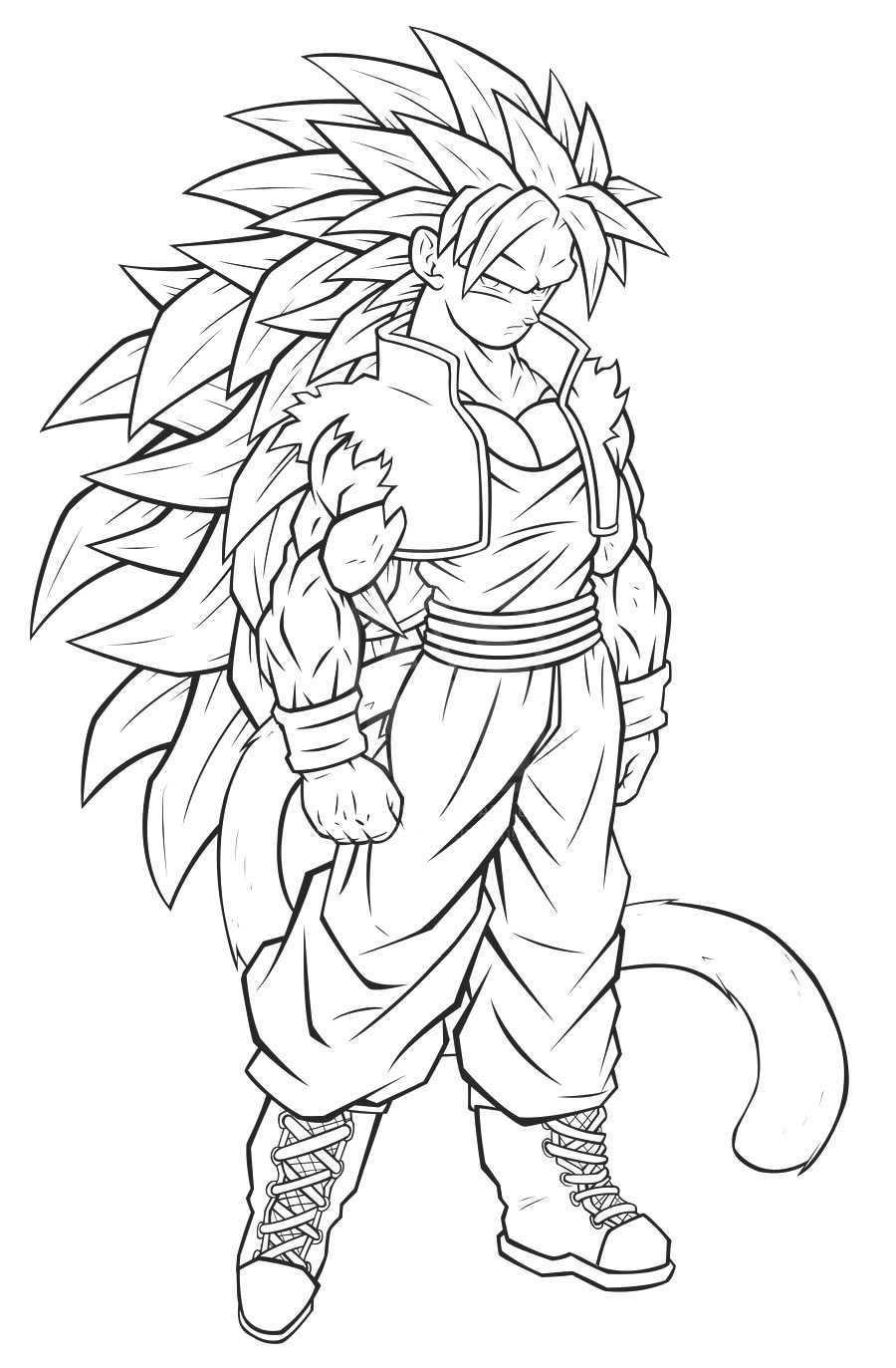 Imagenes de goku fase dios para dibujar - San goku super saiyan 5 ...