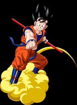 Imagenes de Goku PNG